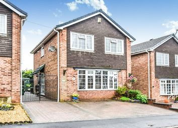 Thumbnail 4 bed detached house for sale in Springhill Way, Codnor, Ripley