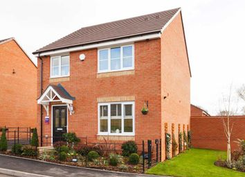Thumbnail 4 bed detached house for sale in Murrell Way, Shrewsbury