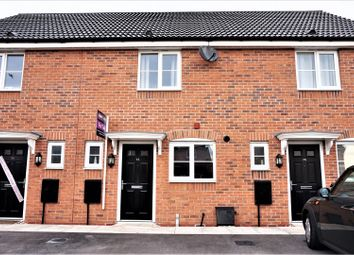 Thumbnail 2 bed town house for sale in Slate Drive, Burbage