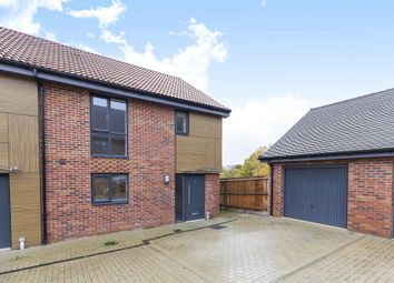 Thumbnail 3 bed semi-detached house to rent in Trumpeter Rise, Long Stratton, Norwich