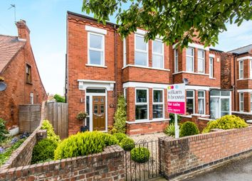 Thumbnail 4 bed semi-detached house for sale in Wainfleet Road, Skegness