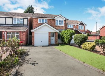 Thumbnail 3 bed detached house for sale in Salcombe Close, Nuneaton, Warwickshire