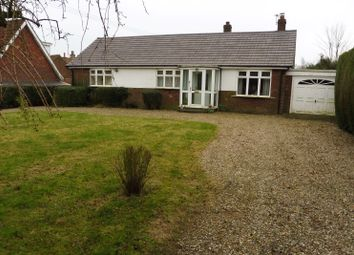 Thumbnail 3 bedroom bungalow for sale in Fairfield, Sands Loke, Edgefield, Melton Constable, Norfolk