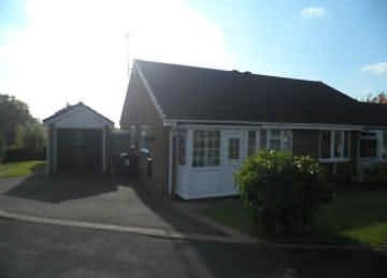 Thumbnail 2 bed semi-detached bungalow to rent in Bassett Close, Newhall, Sutton Coldfield