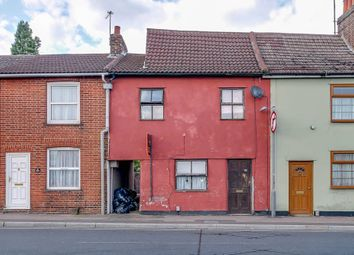 Thumbnail 3 bed terraced house for sale in Magdalen Street, Colchester
