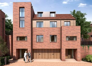 Thumbnail 3 bed semi-detached house for sale in The Avenue, Woodside Square, London