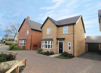 Thumbnail 4 bed detached house for sale in Pincords Lane, Cranfield