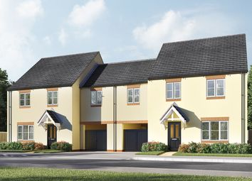 """Thumbnail 4 bed link-detached house for sale in """"The Laurel"""" at Pioneer Way, Bicester"""