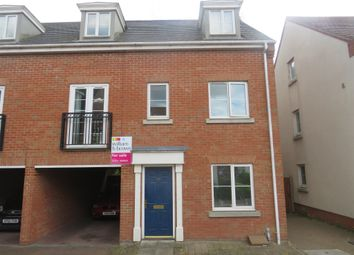Thumbnail 5 bed semi-detached house for sale in Hemming Way, Norwich