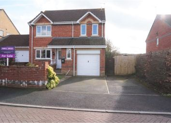 Thumbnail 4 bed detached house for sale in Rope Walk, Wellington