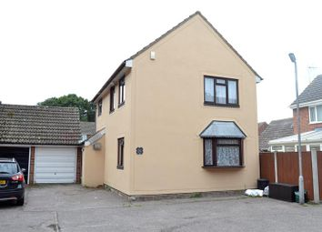Thumbnail 3 bed detached house for sale in Orwell Close, Colchester