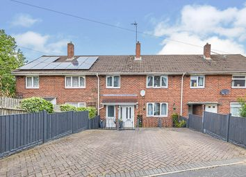 Thumbnail 3 bed terraced house for sale in Edmonton Place, Burton-On-Trent, Staffordshire