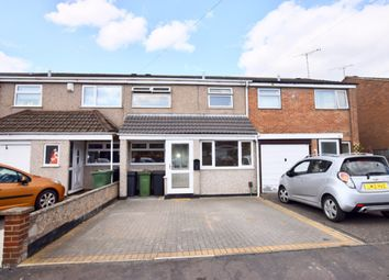 Thumbnail 3 bed terraced house for sale in Wood Street, Bedworth