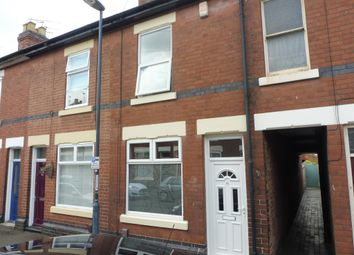 Thumbnail 3 bed terraced house for sale in Drage Street, Derby
