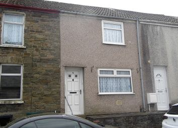 Thumbnail 3 bed terraced house to rent in Llantwit Road, Neath, West Glamorgan.