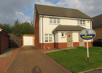 Thumbnail 2 bed semi-detached house for sale in Vesuvius Drive, Motherwell ML1, Motherwell,