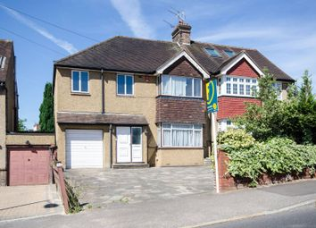 Thumbnail 4 bed semi-detached house to rent in Rayners Lane, Pinner