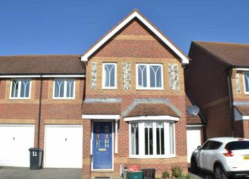 Thumbnail 3 bed semi-detached house for sale in Equine Way, Newbury