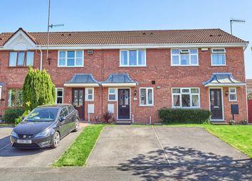 Thumbnail 2 bed terraced house for sale in Odell Grove, Burslem, Stoke On Trent