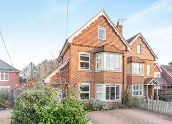 Thumbnail 4 bed detached house for sale in The Custards, Lyndhurst