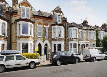 Thumbnail 1 bed flat to rent in Leathwaite Road, Battersea, London