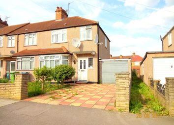 Thumbnail 3 bed semi-detached house for sale in Carmelite Road, Harrow
