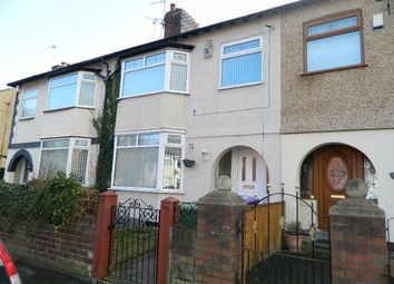 Thumbnail 3 bed terraced house for sale in Wyresdale Road, Aintree