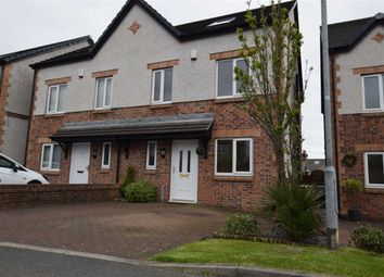 Thumbnail 3 bed property for sale in Crozier Close, Barrow In Furness, Cumbria