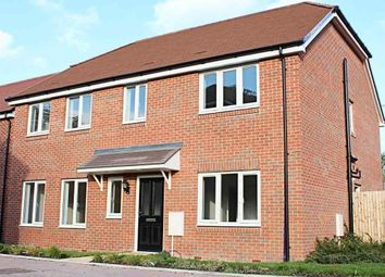 Thumbnail 5 bed detached house for sale in Tithe Barn Close, Compton, Newbury