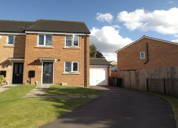Thumbnail 3 bed end terrace house to rent in Orchil Street, Giltbrook, Nottingham