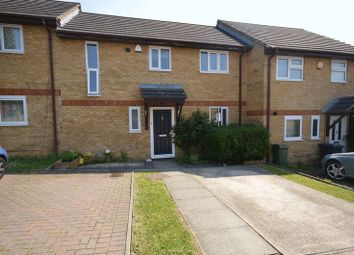 Thumbnail 2 bedroom terraced house for sale in Underwood Close, Luton