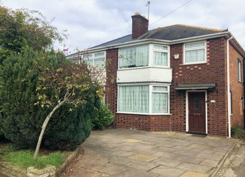 Thumbnail 3 bed semi-detached house to rent in Millington Road, Hodge Hill, Birmingham