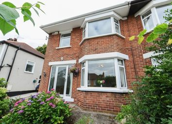 Thumbnail 3 bedroom semi-detached house for sale in Ascot Gardens, Knock, Belfast