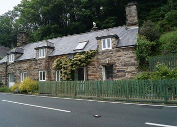 Thumbnail 3 bed cottage to rent in Llanelltyd, Dolgellau