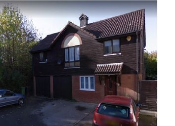 Thumbnail 3 bed detached house to rent in Clover Way, Hedge End, Southampton
