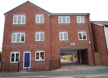 Thumbnail 1 bed flat to rent in Andrews Court, Broad Street, Cannock