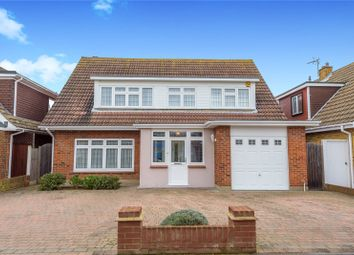 Thumbnail 5 bed detached house for sale in Ladram Road, Thorpe Bay, Essex