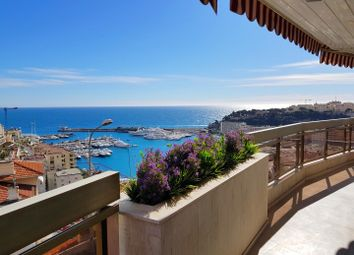 Thumbnail 4 bed apartment for sale in Stunning 4 Bedroom With Panoramic Sea Views-Hlp, Bd. Du Jardin Exotique (Moneghetti), Monaco