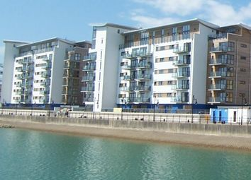 Thumbnail 2 bed flat for sale in Bimini Court, Midway Quay, Sovereign Harbour North, Eastbourne