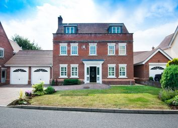 Thumbnail 5 bed detached house for sale in Quilberry Drive, Braintree