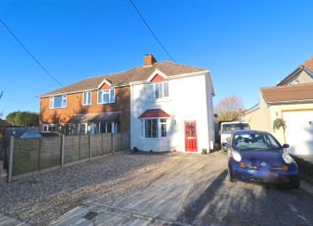 Thumbnail 2 bed semi-detached house for sale in Pevensey Road, Polegate