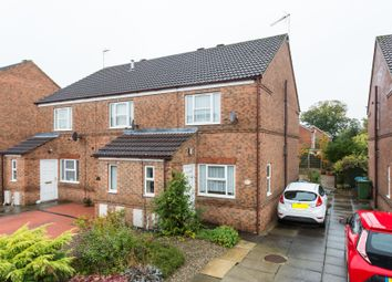 Thumbnail 2 bed end terrace house for sale in Rosemary Court, Easingwold, York