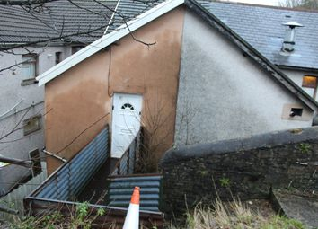 Thumbnail 1 bed flat to rent in Dewinton Street, Tonypandy