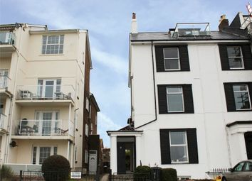 Thumbnail 3 bed flat for sale in 8 Louisa Terrace, Exmouth, Devon