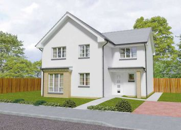"Thumbnail 4 bed detached house for sale in ""The Calder"" at Kilsyth, Glasgow"