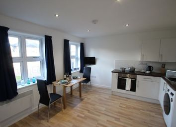 Thumbnail 1 bed flat to rent in Markfield Court, Swithland Avenue, Leicester