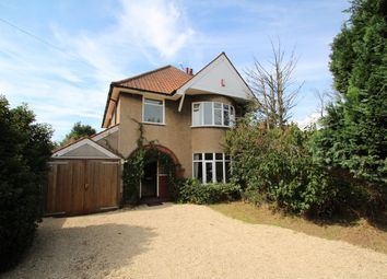 Thumbnail 3 bedroom detached house for sale in Nacton Road, Ipswich