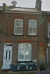 Thumbnail 3 bed terraced house to rent in Reginald Street, Luton