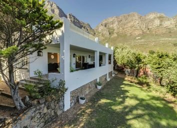 Thumbnail 4 bed detached house for sale in Ravensteyn Road, Atlantic Seaboard, Western Cape