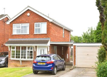 Thumbnail 3 bed detached house to rent in Fieldway, Harrogate